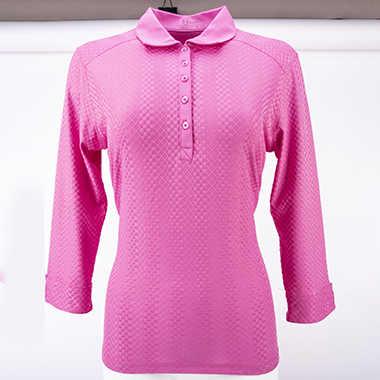 nancy_lopez_hot_pink_full_sleeves_golf_polo_needs_color_correction