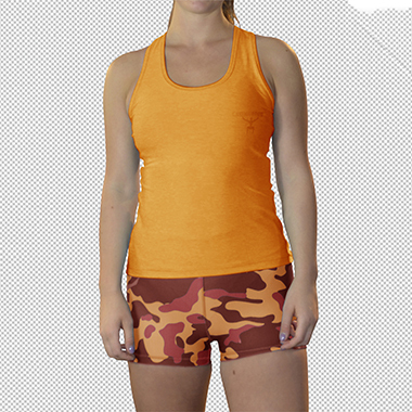 orange_tank_top_and_shorts_color_corrected_in_white_background