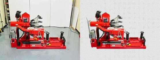 nicely cut out Clipping path and Background removal of a tool by clipping path zone team