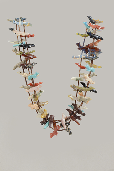picture of an origami necklace needed Clipping path - Before
