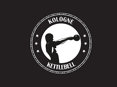 Clipping path zone logo design service for Kettlebell