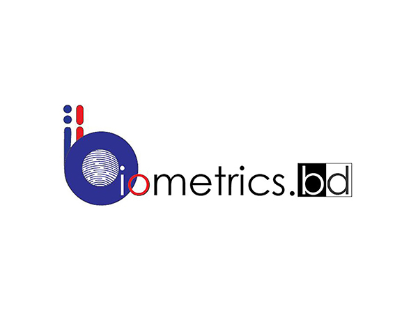 Biometrics.BD logo designed by Clipping path zone