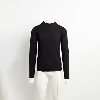 ghost mannequin service needed for black long sleeve sweat shirt