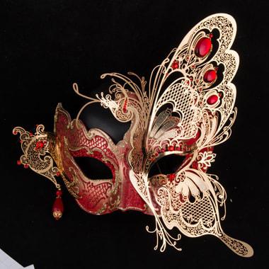 venetian Mask need isolation from background