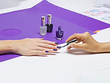 Skin retouching required for hand holding nail polish for ecommerce site