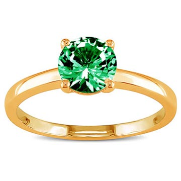 Clipping Path zone changed the color or the ring and diamond